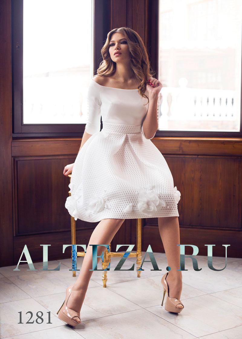Белое платье калининград